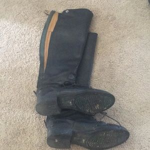 Black Ariat Riding Boots